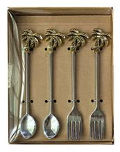 Cutlery Set of 4 PALM