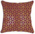 Cushion 45x45 BURGUNDY