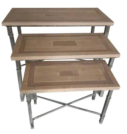 Table Set of 3 150, 120, 60 High