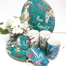 Lush Tableware Set 1