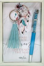 Keyring & Pen Boho Fairy DREAMS