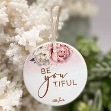 Hanging Plaque Mothers Day BE YOU TIFUL