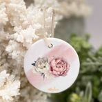 Hanging Plaque Mothers Day FLORAL