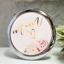 Compact Mirror Mothers Day MUM