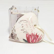 Heart Gift Bag Protea HEART