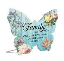 Sentiment 13x15 3D Heirloom FAMILY