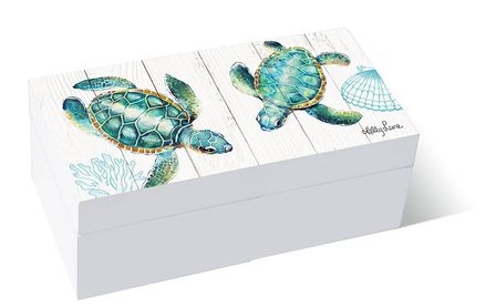 Box 10x20 3D Turtles