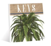 Key Hook 20x20 3D Oasis KEYS