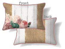 Cushion 30x50 Heirloom PINK