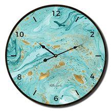 Clock 34cm Reef WAVE