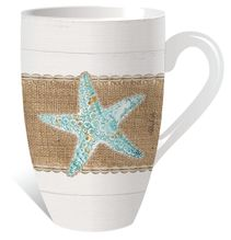 Mug 13oz Reef STARFISH