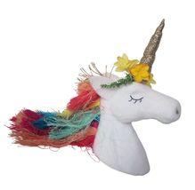 Unicorn Head 15.5x8x25 Pegasus