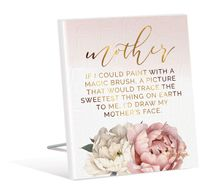 Sentiment 12x15 3D Mothers Day SWEET