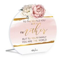 Sentiment 16x17 3D Mothers Day MOTHER