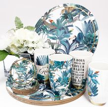 St Barts Tableware Set 1