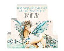 Block Set 3 Pegasus FLY