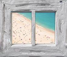 Photo Collage Beach 24X30 2H 6X4
