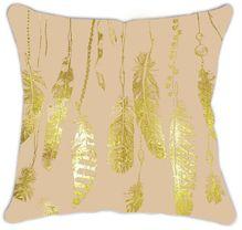 Cushion 45x45 FEATHERS