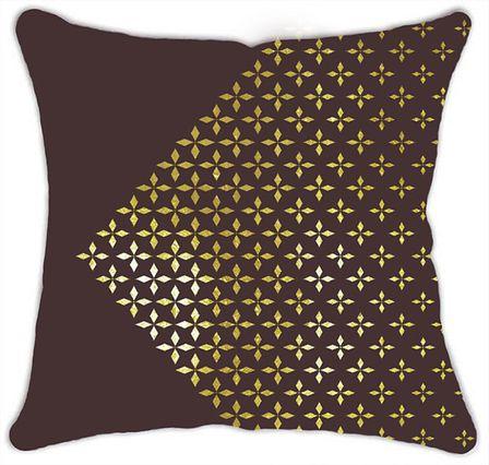 Cushion 45x45 CHOCOLATE