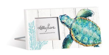 Photo Frame 10x20 3x3 3D Turtles ELLIOT