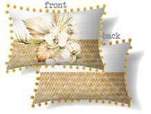 Cushions 30x50 Palomino ORCHIDS