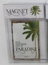 Magnet PLANTATON PARADISE