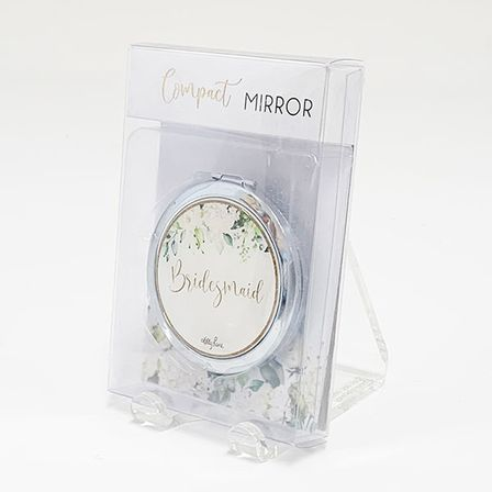 Compact Mirror Set Occassions BRIDESMAID