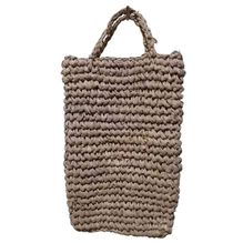 Sisal Bag 15x15x2 with handle