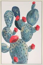 Shadow Frame Painting 60x90 CACTUS2