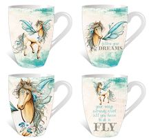 Mug Pk Pegasus 12pc Assorted