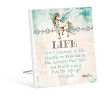 Sentiment Plaque 12x15 Pegasus LIFE