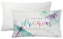 Cushion 30x50 Damselflies DREAM