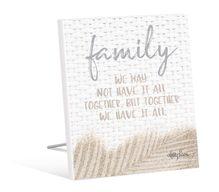 Sentiment 12x15 3D Daydream FAMILY