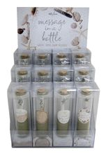 Message in a Bottle Set 12pc Daydream