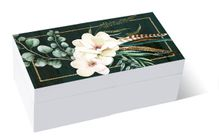 Box 10x20 Boho Luxe FLORAL