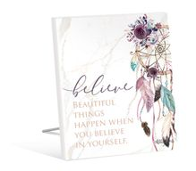 Sentiment 12x15 3D Boho Fairy BEAUTIFUL