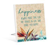 Sentiment 12x15 3D Paradise HAPPINESS