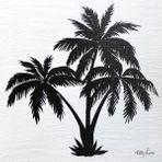 Painting 20x20 Plantation PALMS