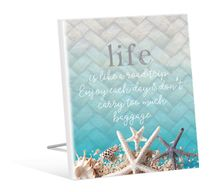 Sentiment 12x15 3D Island Escape LIFE