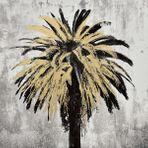 Painting 80x80 VINTAGE PALM