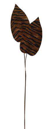 Faux Leaf 24x104 Tiger B