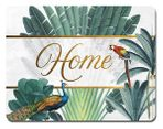 Placemat S/6 29x21.5cm St Barts HOME
