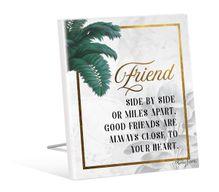 Sentiment 12x15 3D St Barts FRIEND