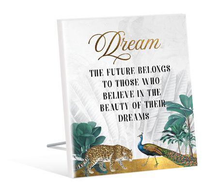 Sentiment 12x15 3D St Barts DREAM