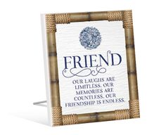 Sentiment 12x15 3D Chippendale FRIEND