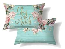 Cushion 30x50 English Rose STAY