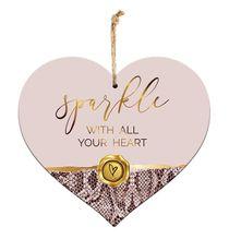 Sentiment Heart 15x17 3D Vogue HEART
