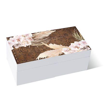 Box 10x20 3D Bismark ROSES