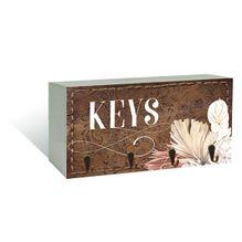 Key Hook 10x20 3D Bismark KEYS