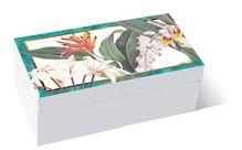 Box 10x20 3D Lush FLOWERS